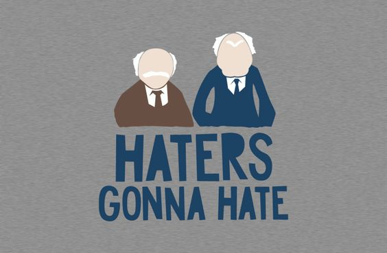 Haters Gonna Hate - BustedTees