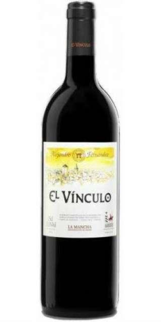 . El V�nculo Crianza Magnum 2008  El V�nculo Crianza Magnum 2008 es un vino tinto variedad tempranillo de Denominaci�n de Origen la Mancha. Vino de gran elegancia con una elevada cantidad de matices.  Este vino est� elaborado por Bodegas El V�nculo ubic