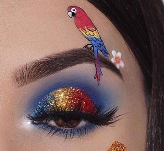 Originaleyemakeup Eye Makeup Art Makeup Artistry Makeup