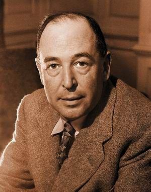 C. S. Lewis , a favorite author