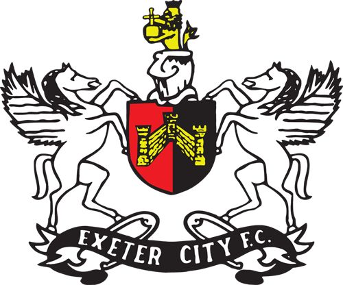 Exeter city are doing quite well.