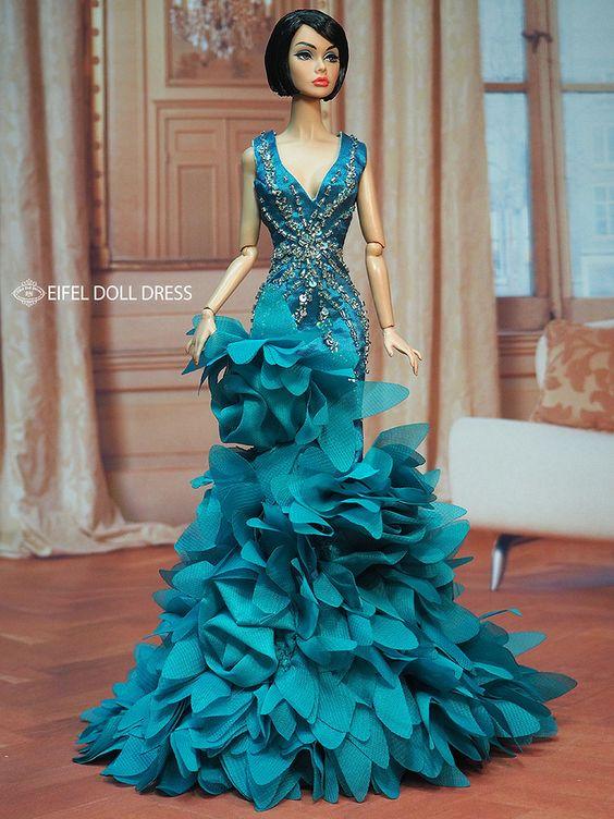 https://flic.kr/p/Db4R7B | New Dress for sell EFDD |                     Check out the new dress on my eBay shop :) www.ebay.com/usr/eifeldolldress   Check out the…: