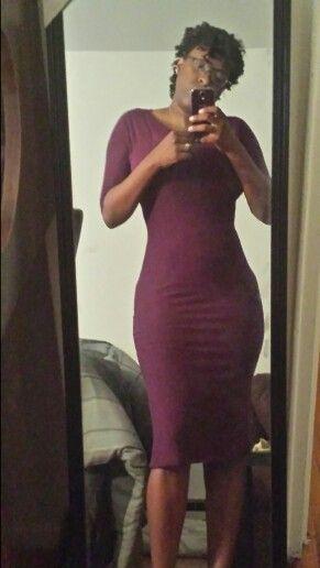 Easy 15 min dress