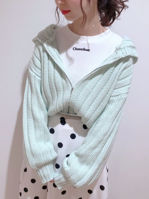 maho one after another nice claup池袋ルミネ店 one after another nice claupのパーカーを使ったコーディネート wear パーカー ファッション ファッションコーディネート