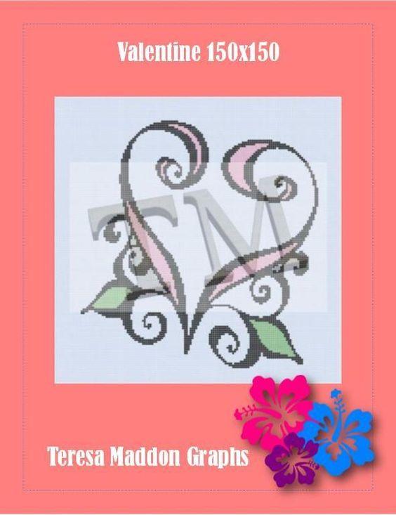 (4) Name: 'Crocheting : Valentine 150x150