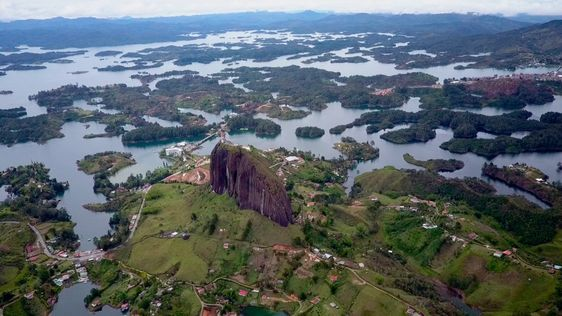 COLORFUL GUATAPE + STUNNING ATV 1HR from Medellin - Image 3
