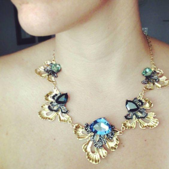 from the mémoires de paris collection! www.chloeandisabel.com/boutique/lisab