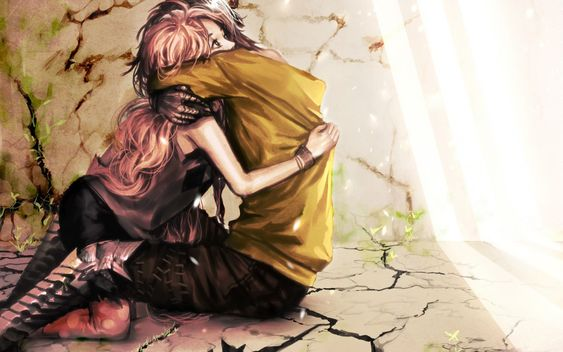 Cute anime couple c nm cpls cute anime couple c nm cpls pinterest anime couples and anime voltagebd Image collections
