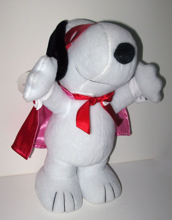 Snoopy Kissing Bandit Valentineu0027s Day Plush Toy | Snoopy, Plush And Toy