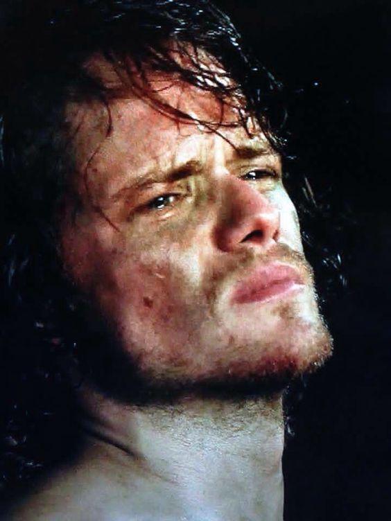 サムヒューアンの泣き顔