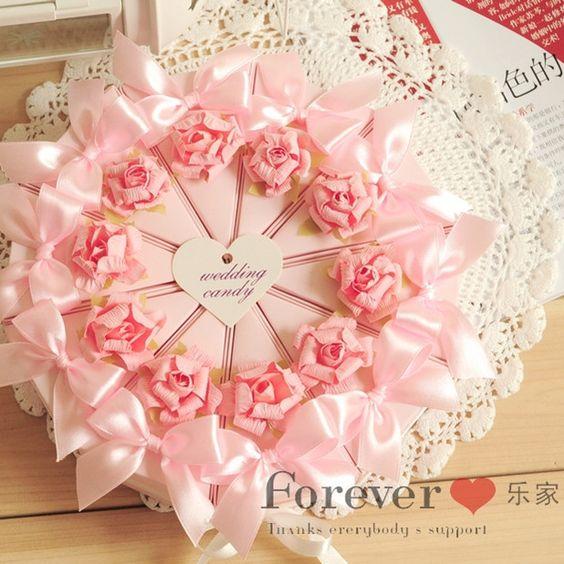 saint valentin rose personnalises dt011 mode de mariage gteau de bonbons bote - Boites De Gateaux Pour Mariage Algerien