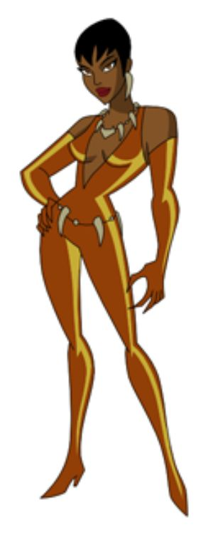 Image result for vixen justice league unlimited