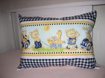 Mãe de Bonecas: Travesseiros