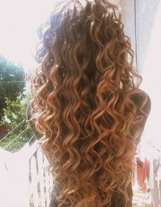 Image Result For Loose Spiral Perms Before And After Long Hair Perm Curly Permed Hair Permed Hairstyles