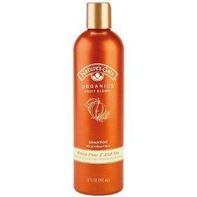 Nature's Gate Organics Fruit Blend Shampoo