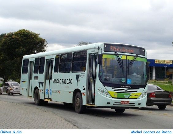 FOTOS  ONIBUSALAGOAS: FALCÃO 010.