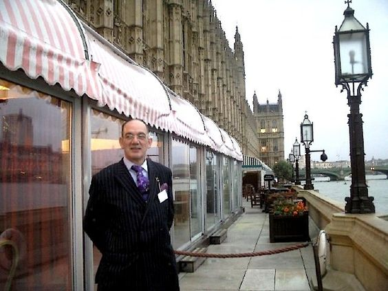 ICF - London Region Annual General Meeting 2010 @ Terrace at the House of Lords.