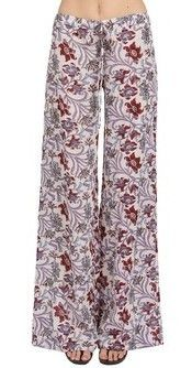 TYSA Drawstring Pant in Casablanca $108 from CoutureCandy.com