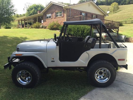 1971 CJ-5 Jeep - Photo submitted by Donald Haun.