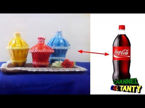 25 Kerajinan Tangan Tempat Kue Dari Bahan Bekas Youtube