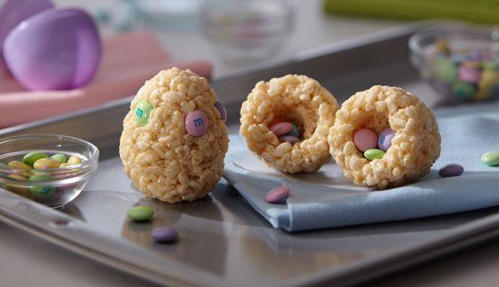 Hidden Surprise Easter Egg Treats