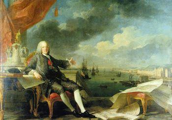 Marquês de Pombal .LISBOA