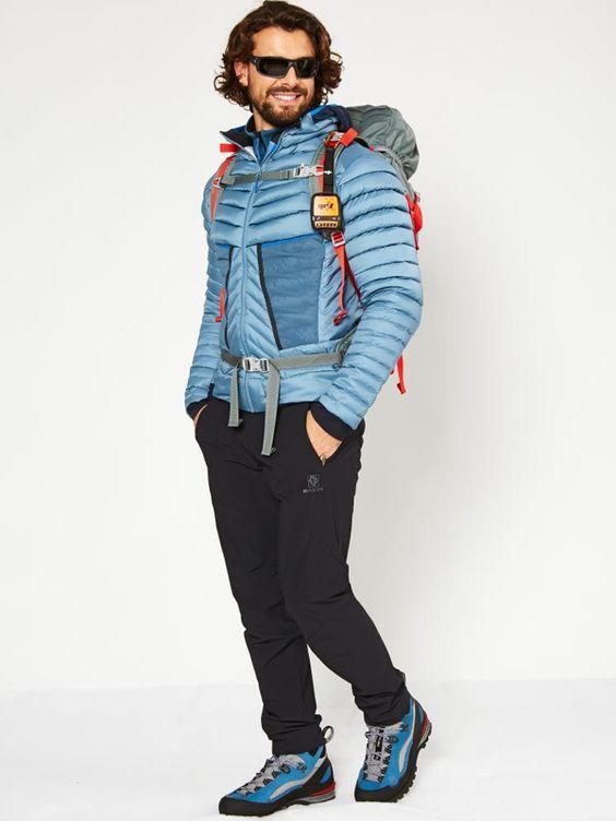 Neu bei Globetrotter: BlackYak. Technische, hochfunktionelle Outdoorbekleidung mit außergewöhnlichem Design aus Korea! #Hochtouren #Outfit