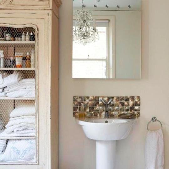 Pedestal Sink Backsplash : ... pictures tags pictures back splashes pedestal sink ideas group sinks