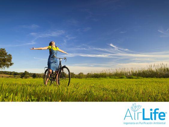 Disfruta tus actividades al aire libre. LAS MEJORES SOLUCIONES EN PURIFICACIÓN DEL AIRE. Cuando se presentan altos niveles de contaminación, es recomendable no realizar actividades al aire libre. En AirLife, creemos que nadie debería abstenerse de sus actividades preferidas por la mala calidad del ambiente. Queremos que respires aire limpio adonde quiera que vayas, te invitamos a conocer nuestros servicios en www.airlifeservice.com. #airlife