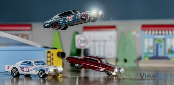 "Photo ""Toyboxracers"" by Masher  Great idea to try!"