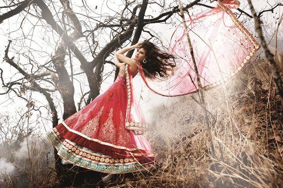 Couture Rani Blog | Jacqueline Fernandez for India Bridal Fashion Week 2013
