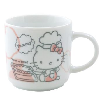 Hello Kitty Cup: Apples