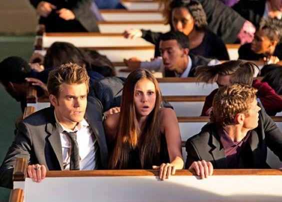 The Vampire Diaries - Episode 4.02 - Memorial