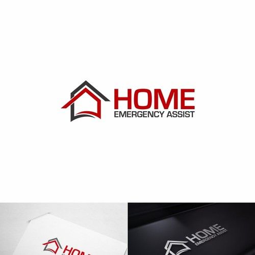 Home Emergency Assist Create A Simple Flat Design Icon To