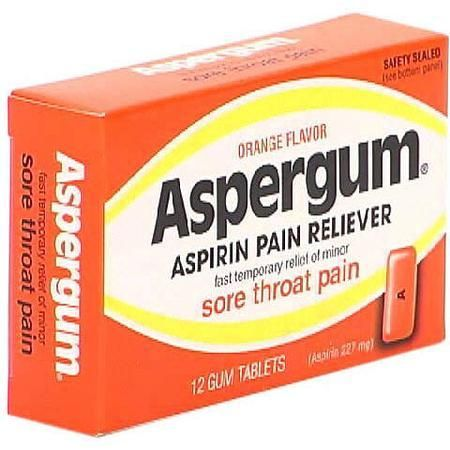 aspergum~use to take this all the time as a kid