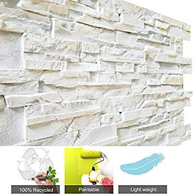 Amazon Com 3d Brick Wall Panels Frp Faux Stone Decorative Wall Tiles Wallpanel For Extrior And Brick Wall Paneling 3d Brick Wall Panels Decorative Wall Tiles