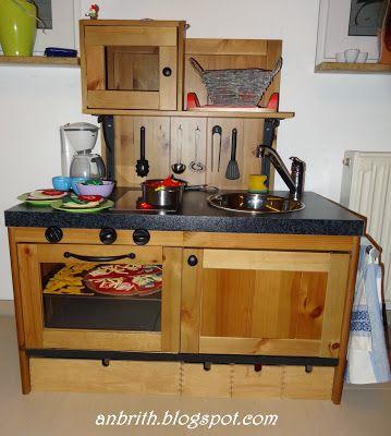 Anbrith: Kinderküche
