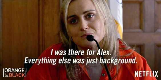 When people ask me why I love OITNB so much:
