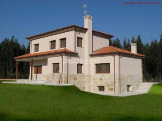 Chalet en venta en Santiago del Monte en Ranón (Soto del Barco) por 290.000 € - pisos.com