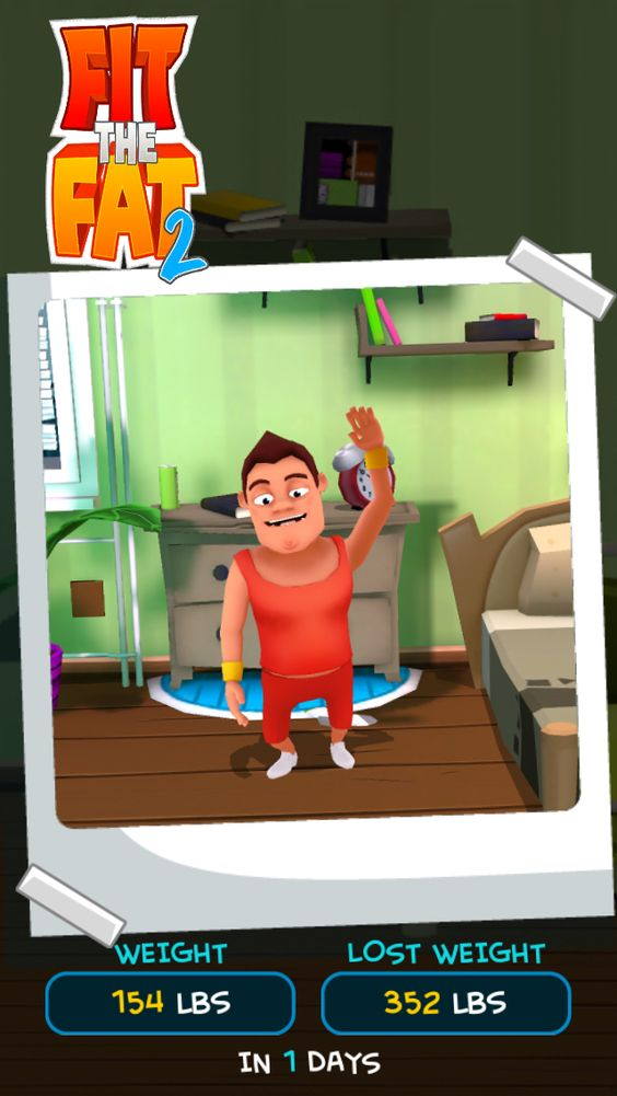 Check out Fit the Fat 2!