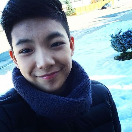 Canada, Philippines and The voice on Pinterest Darren Espanto Life With Boys