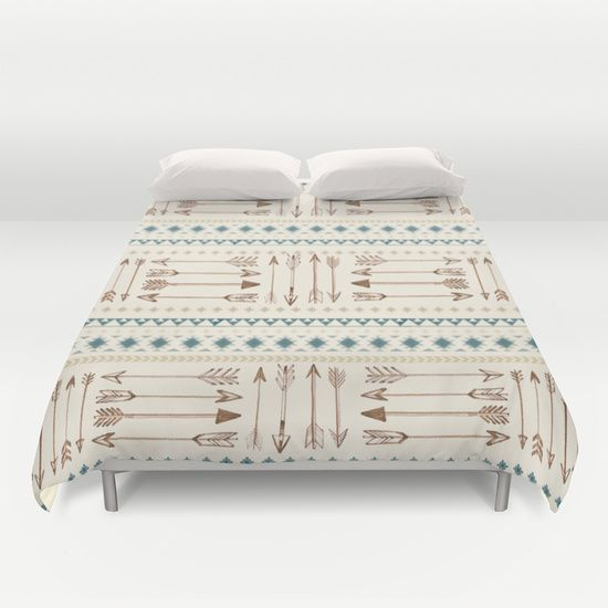 ARROWS Duvet Cover by C Ya Monday - $99.00