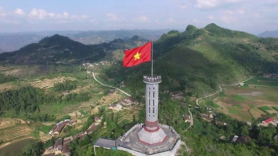 Cột cờ Lũng Pô
