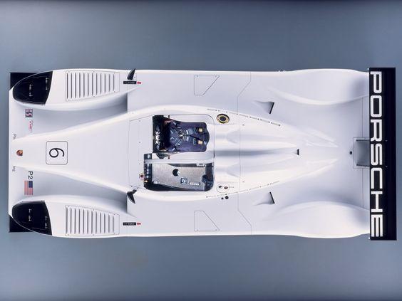 2006 Porsche LMP2 RS Spyder Image