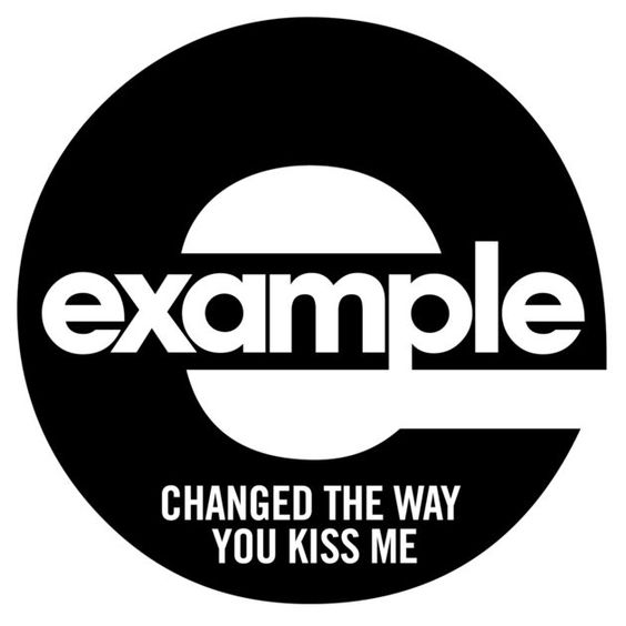 Example – Changed the Way You Kiss Me (single cover art)