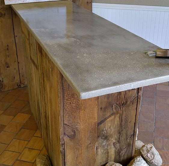 Creative Concrete Countertops In Iowa Replaces Granite Or Marble. |  Countertops | Pinterest | Countertops, Countertop And Marble Countertops