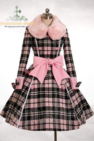 coat , fora a cor rosa , ele é lindo !:
