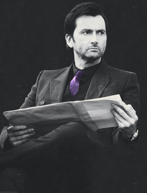 Image via We Heart It #davidtennant #jessicajones #kilgrave
