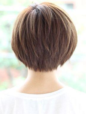 Pin On Shorter Hair Styles