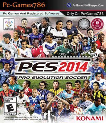 pro evolution soccer 2014  pc free